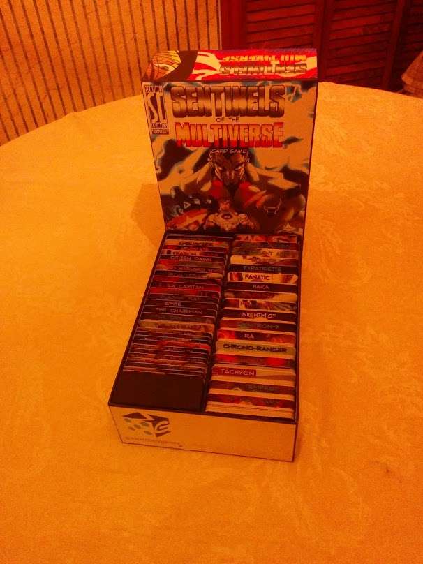 Sentinels of the Multiverse Box