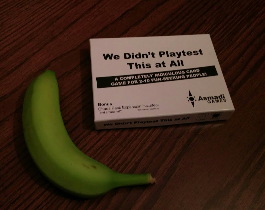 Banana Sold Separately